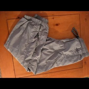 Boys athletic pants/joggers with elastic cuffs